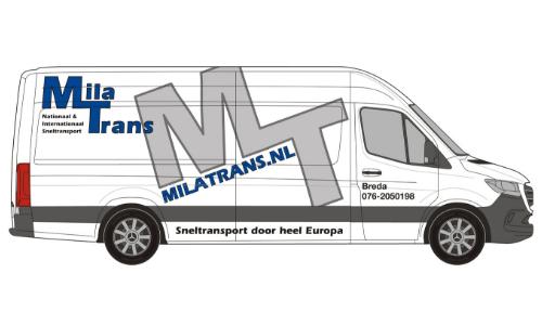 Mila Transport Mercedes Sprinter Bus
