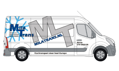Mila Transport Opel Movado